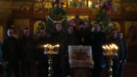 Рождество Христово в г. Купино
