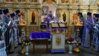 8-ая годовщина  архиерейской хиротонии епископа  Филиппа в Кафедральном соборе г. Карасука (видео)
