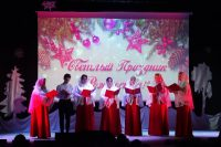 Рождественский концерт в Ордынке (видео)
