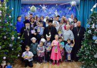 Рождество Христово в  детском центре «Созвездие» и Обском  интернате (видео)