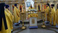 9-летие  архиерейской хиротонии епископа Филиппа в Кафедральном соборе г. Карасука (видео)