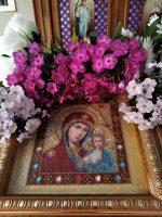 Празднование явления Казанской иконы Пресвятой Богородицы в с. Волчанке Доволенского района