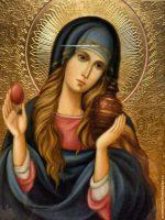 Проповедь на день праздника св. равноапостольной Марии Магдалины