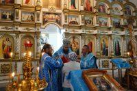 Праздник  Рождества Пресвятой Богородицы в Ордынке (видео)